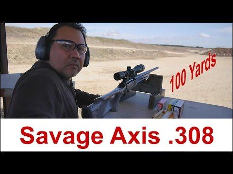 Savage Axis Heavy Barrel - Upgraded Budget Rifle