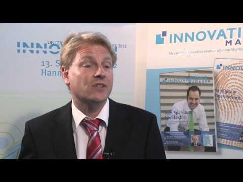 Holger Appel, Frankfurter Allgemeine Zeitung, Innovation Unternehmergipfel 2012