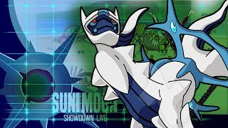 Pokemon Showdown Live Sun and Moon #95 [Uber] - The Arceus Angel