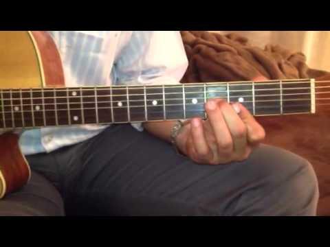 Accords  a la guitare de Mordjana par Salim index