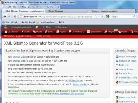 wordpress:-how-to---google-xml-sitemap