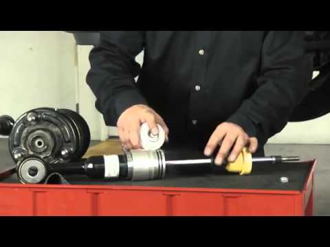 How to Convert Air To Coil Spring on 07 14 Lincoln Navigator   Part 2