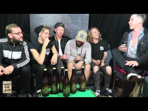 As It Is Interview - Beers With The Band