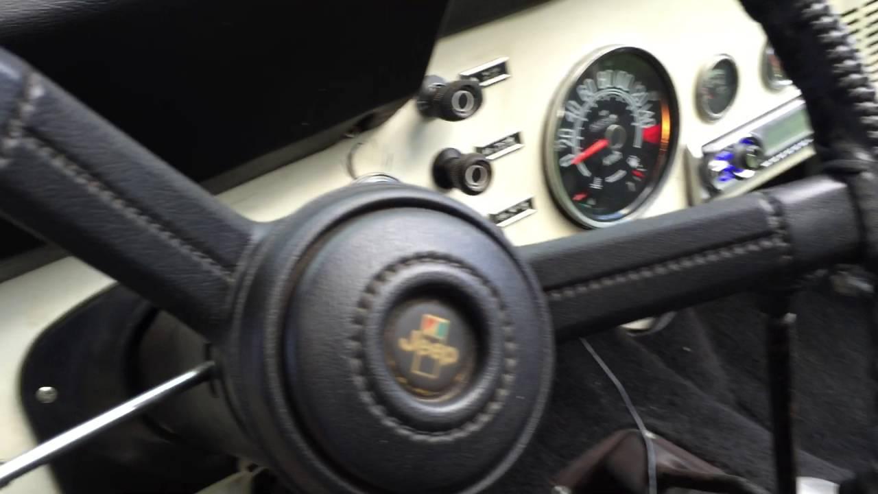 1986 jeep cj7 interior [ 1280 x 720 Pixel ]
