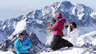 HIGH TATRAS - Ski season 2014/15