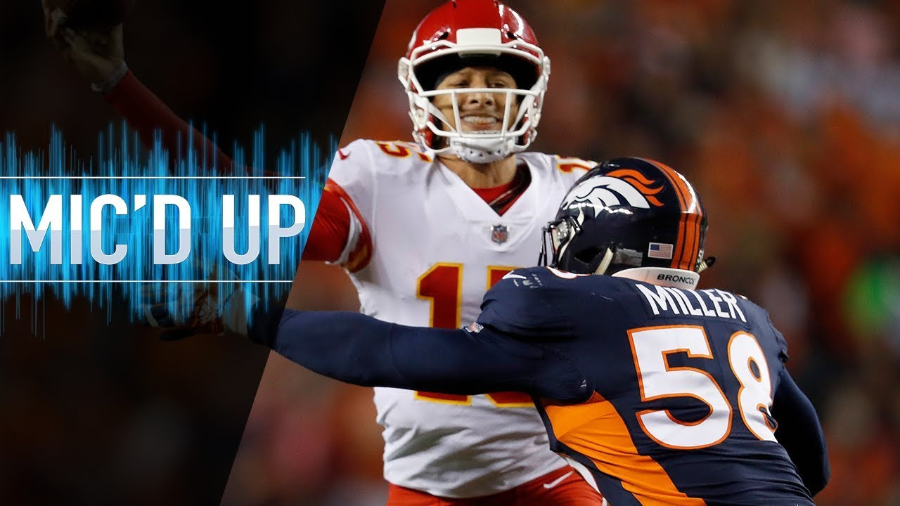 von-miller-mic-d-up-vs-chiefs-y-all-boys-don-t-play-madden-nfl-films