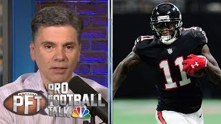 PFT Overtime: CBA talks stall, Julio Jones' extension | Pro Football Talk | NBC Sports