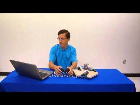 Tomas C- Milestone 2 Omnidirectional Robot