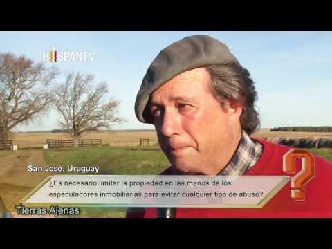 Tierras Ajenas: El uso de la Tierra en Uruguay. (y en Sudamérica)