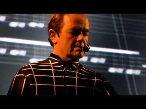 Kraftwerk - The Hall of mirrors - MoMA 2012