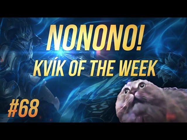 Kvík of the Week #68 - NONONO
