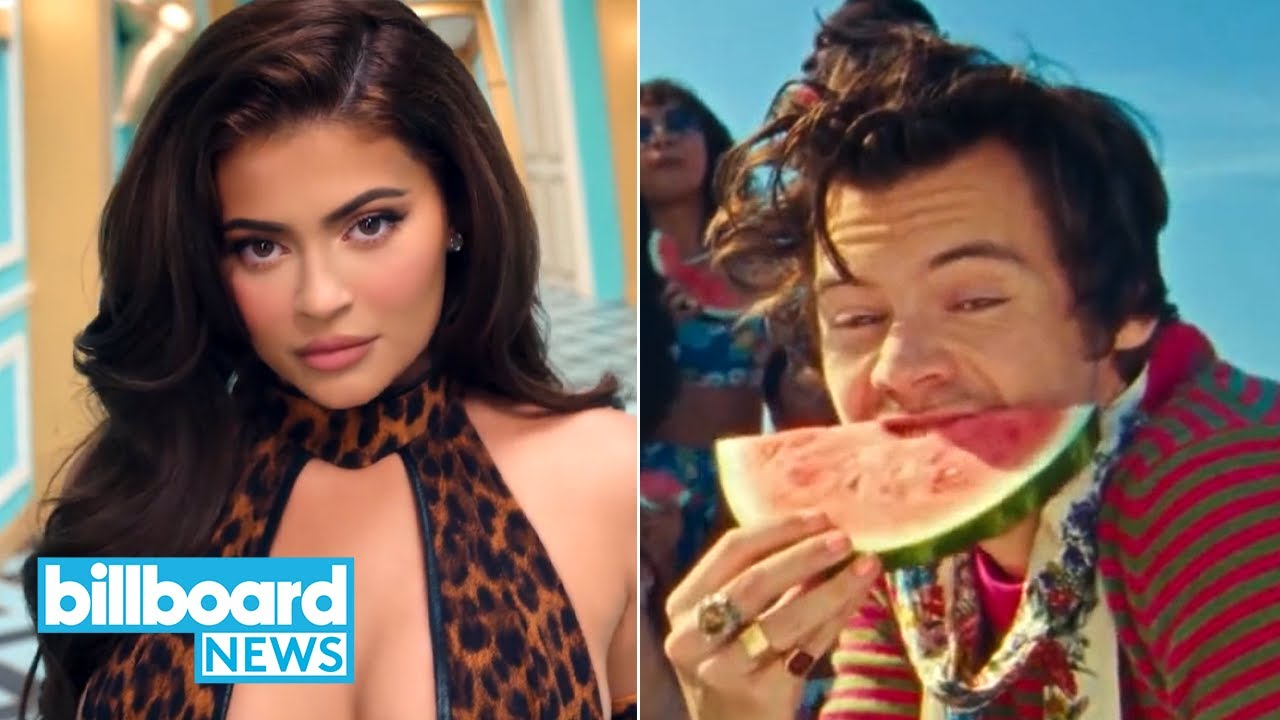 """Harry Styles Gets His First Hot 100 No. 1, Kylie Jenner Speaks Out On """"WAP"""" & More 