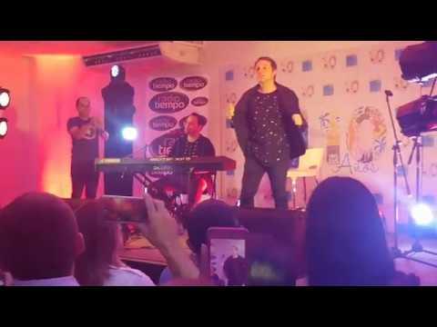 San Luis - Aunque Sea Poco (vivo) evento Radio Tiempo Cartagena
