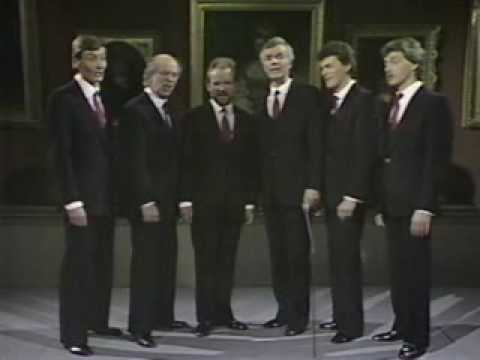 THE KING'S SINGERS - CREOLE LOVE CALL - YouTube