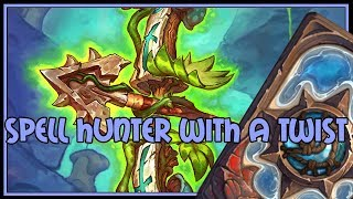 Hearthstone: Spell hunter with a twist