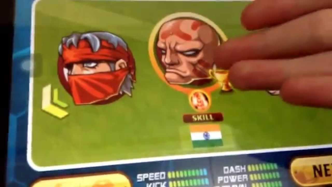 Head soccer league glitch error youtube