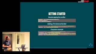 AmsterdamPHP Talk 20-11-2014: Profiling PHP Mp3