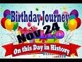 Birthday Journey November 24 New