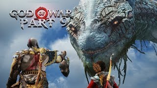 god of war part 9 an unlikely friend lets play walkthrough ps4 pro gameplay