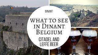 What to visit in Dinant - Ibis hotel room tour - Visit Belgium #34/589
