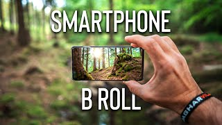 How To Shoot Cinematic Video With A SMARTPHONE