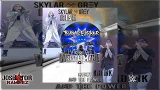 WWE: Rise-Money and the Power (Live at WrestleMania 31) by Travis Barker, Skylar Grey & Kid Ink
