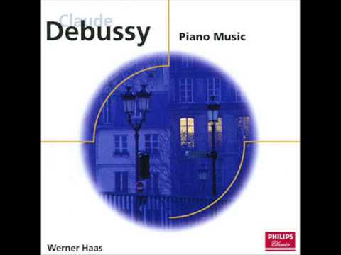 Claude Debussy piano music Werner Haas