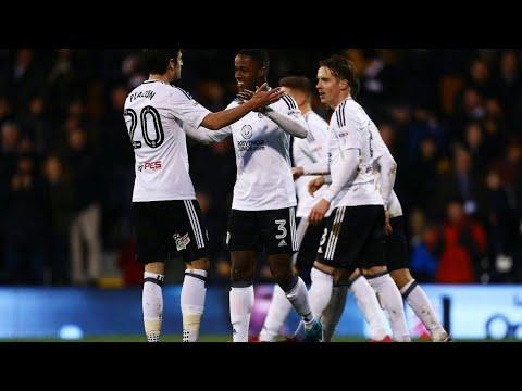 Fulham FC 6 Burton Albion 0