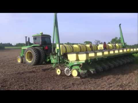 2016 Planting Cab Cam - Ron Grayson Burns, Union County