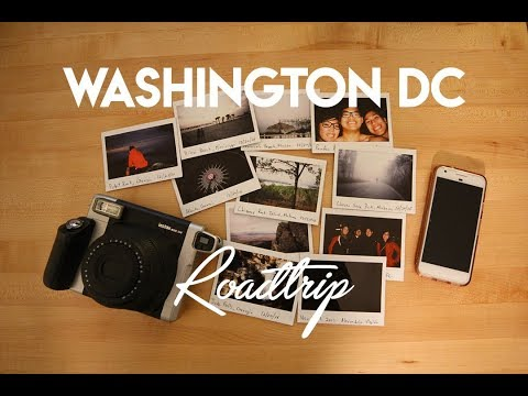 Washington DC Roadtrip