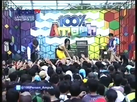 The Junas Monkey - Ikut Aku 100%Ampuh 181012.mp4