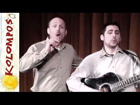 Kolompos együttes- Locsolkodós (gyerekdal, húsvéti