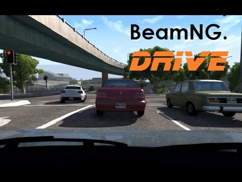 BeamNG. Drive - Dashcam Crashes Compilation 12 [Real Voices]