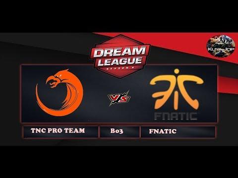[DOTA 2 LIVE]TNC Pro Team VS  Execration |Bo3| Dream League Season 9