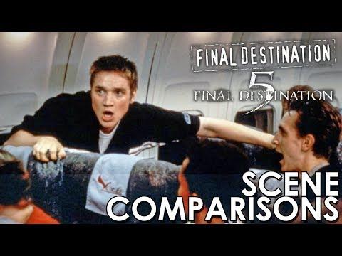 Final Destination 2000 and Final Destination 5 2011   comparisons