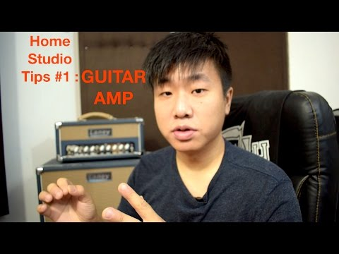 Tips For A Guitar Amplifier