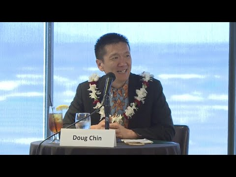 Congressional District 1 candidates participate in Chamber of Commerce Hawaii forum