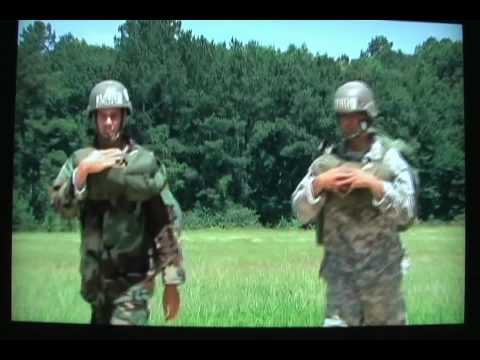 USMA West Point cadets attend Airborne School at Fort Benning - part 6