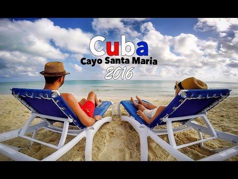 Cuba, hotel Cayo Santa Maria | GoPro | HD -2016-