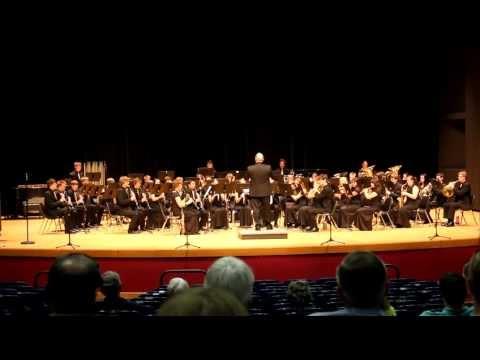 An American Elegy, Ode to Columbine, by Oregon's Summit High School Winds 2012