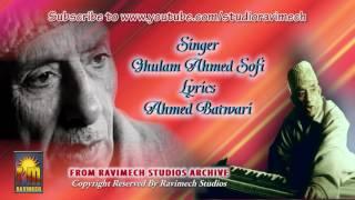 INDRAZA NAGMA KARAAN PARISTAN   SINGER GHULAM AHMED SOFI  FROM RAVIMECH STUDIOS
