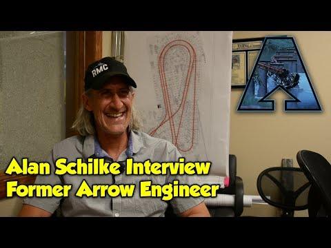 Alan Schilke Interview: Former Arrow Engineer [Arrow Bonus Content]