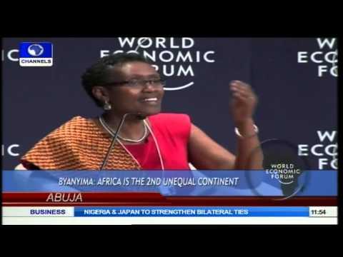 WEF Africa: Unlocking Job-Creating Growth Prt 3
