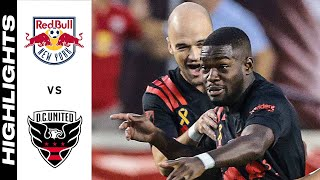 Нью-Йорк Ред Буллз  1-1  Ди Си Юнайтед видео