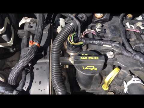 Ford Fusion Stalling Easy Fix