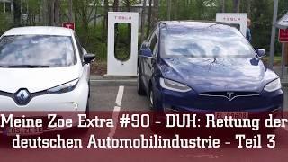 Meine Zoe Extra #90 - DUH: Rettung der deutschen Automobilindustrie - Teil 3