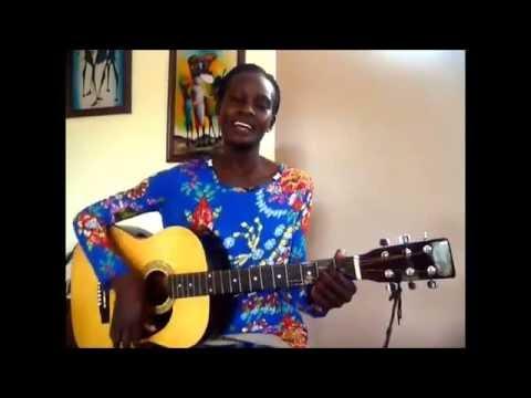 """Rita Maria singing """"malaika"""""""