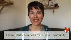 Frau Fuchs Community bei Patreon