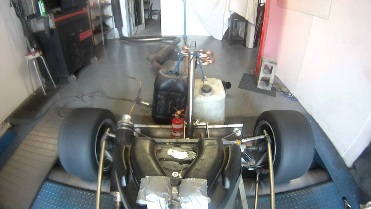 Formula Jedi R1 Motor Dyno Youtube