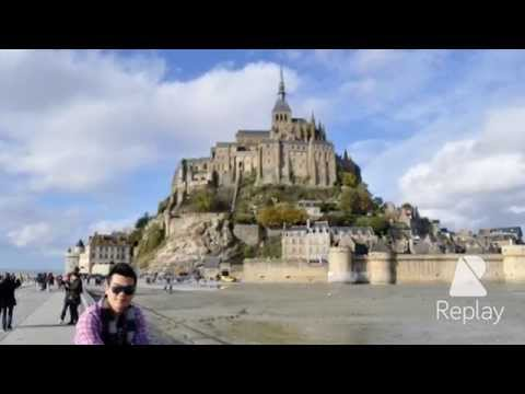 XNLPro - Trip to Mont Saint Michel and Saint Malo, France